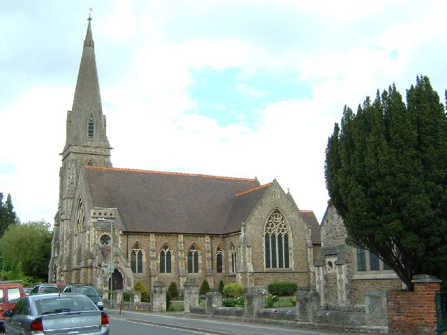 Trinity Church, Conduit Rd, Abingdon