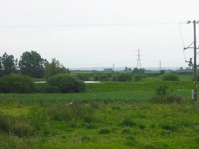 Reservoir near Iwade