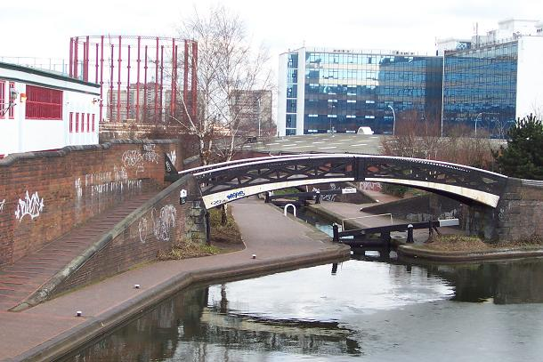 Aston canalside