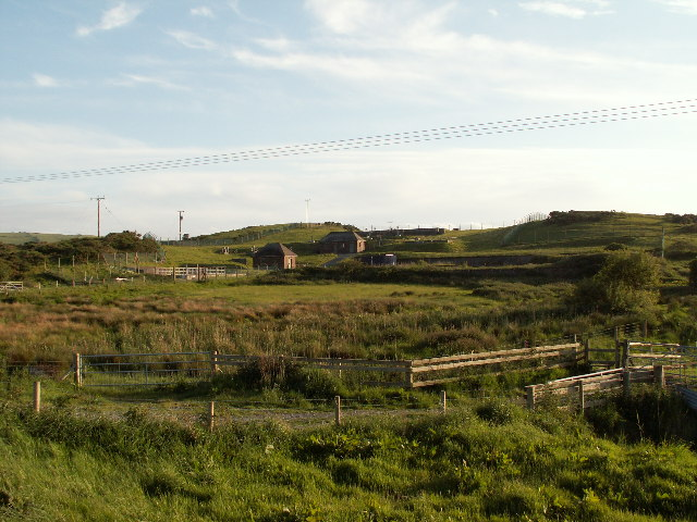 Sewage Treatment Plant, Borth