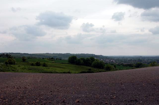 Escarpement of Brimble Hill, East of Wroughton
