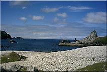 G5489 : Beach, Port, Donegal by Nigel Callaghan