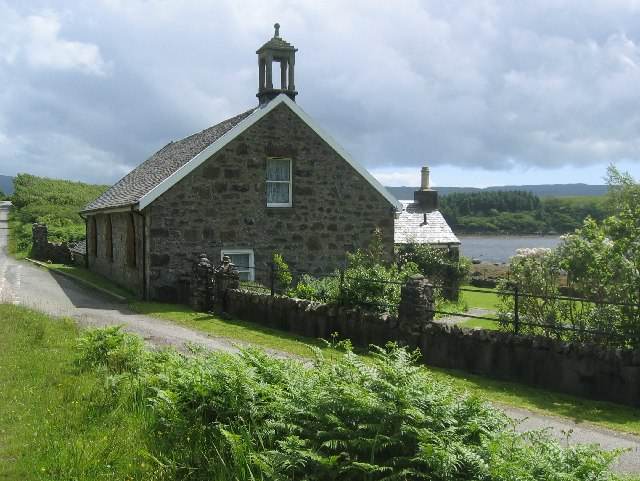 Kilfinichen Church, Isle of Mull