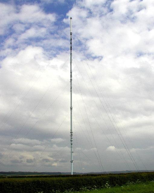 Belmont TV Mast