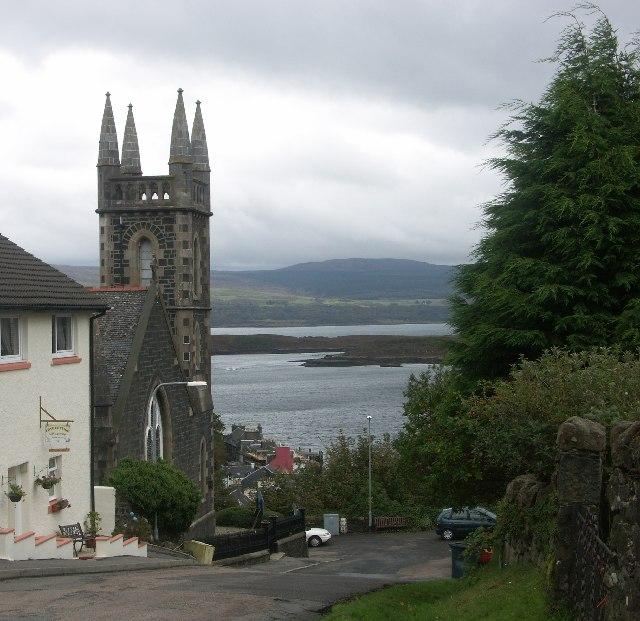 Tobermory Parish Church, Tobermory, Isle of Mull