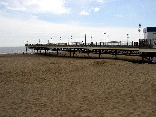 Skegness Pier.