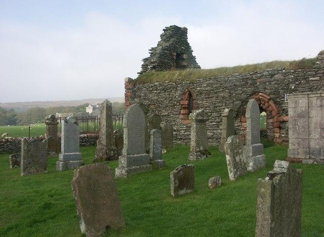 Skipness Chapel, Argyll