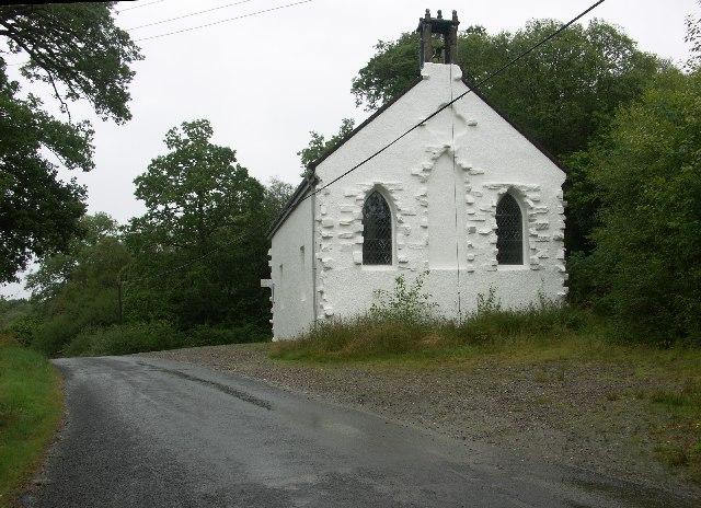 Strathlachlan Parish Church, Argyll