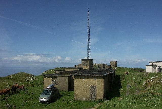 RAF Kilchiaran ROTOR radar station