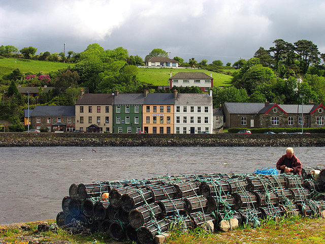 Bantry Town and Harbour