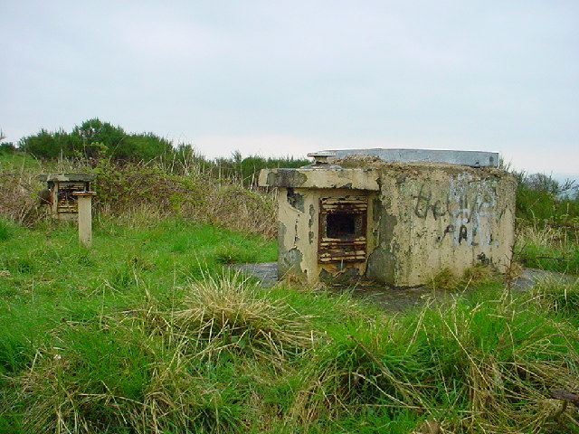 Barrhead Royal Observer Corps Post