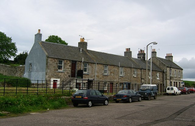 Burdiehouse Village