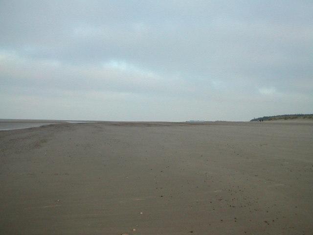 Holkham Bay Sand Dunes