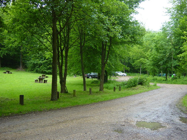 Eartham Wood Car Park and Picnic Area
