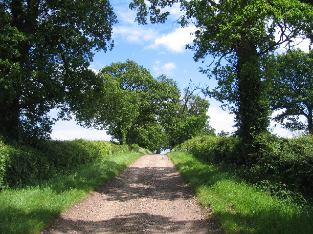 Warwickshire Byway