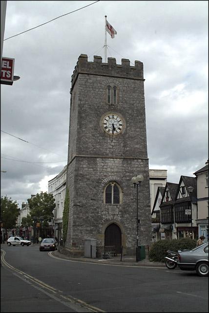 St Leonards Tower, Newton Abbot
