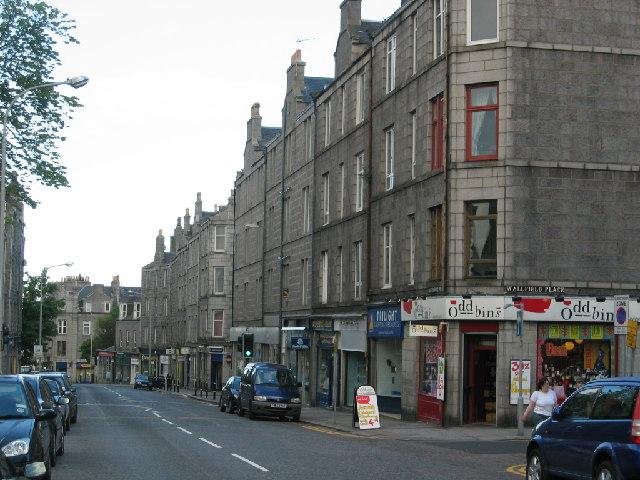 Rosemount Place, Aberdeen