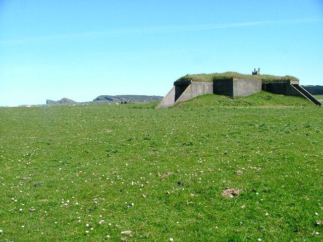 Former WW2 Bunker