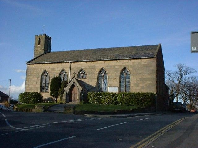 Wilnecote Church
