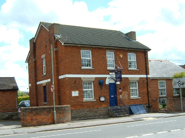 Royal British Legion Headquarters, Abingdon Branch