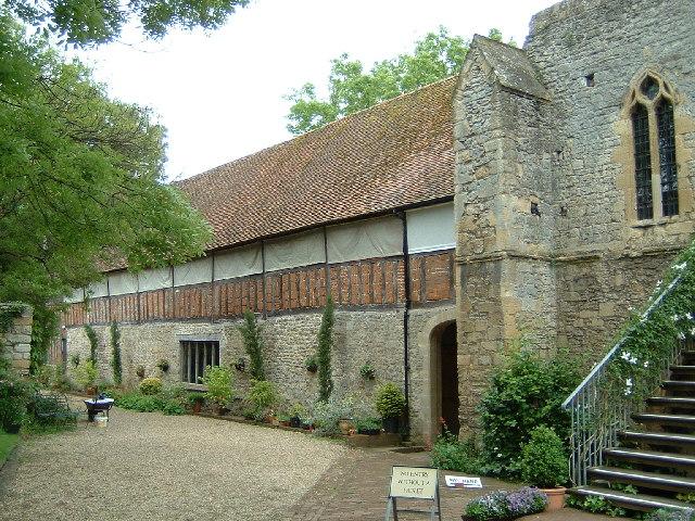 Abingdon Abbey Buildings - Long Gallery