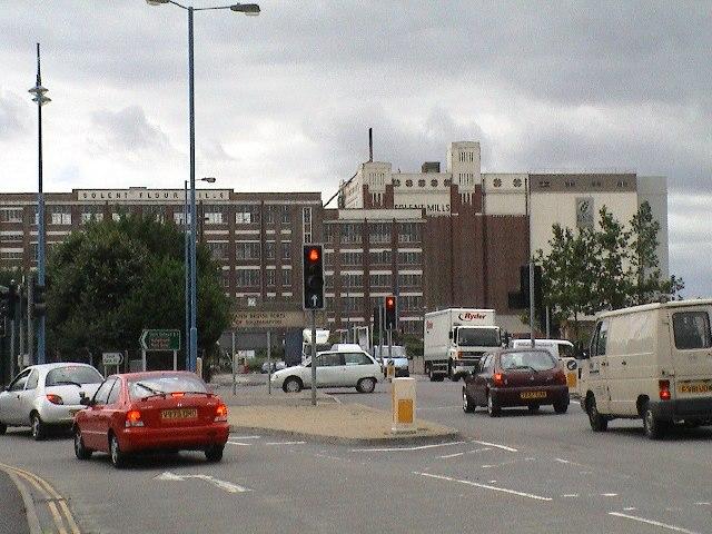 Solent Mills, Southampton