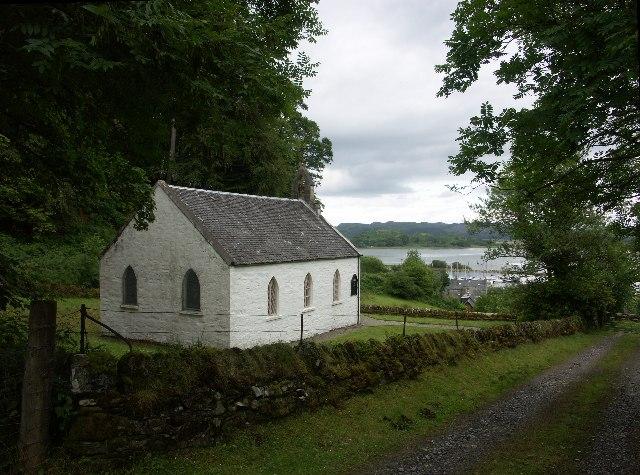 Bellanoch Church, Argyll
