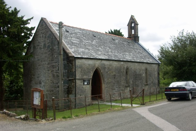 Ford Church, Argyll