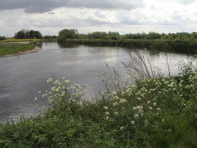 The River Tame and the National Memorial Arboretum
