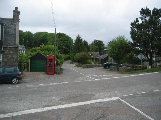 Crossroads, Banchory Devenick