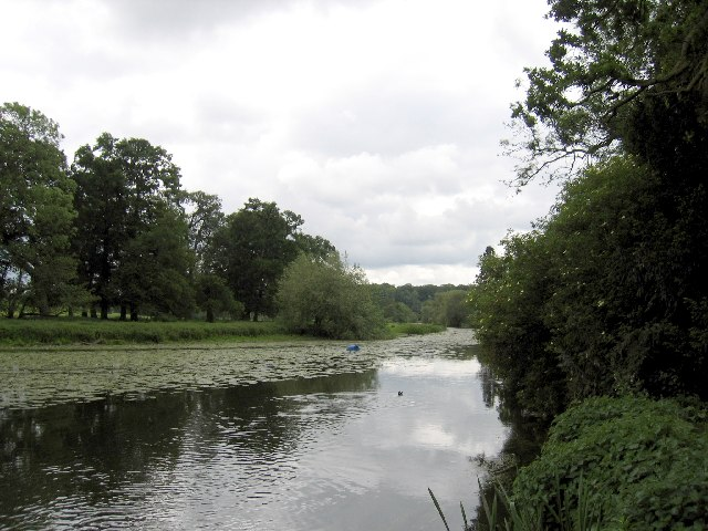 River Avon and Warwick Castle Park