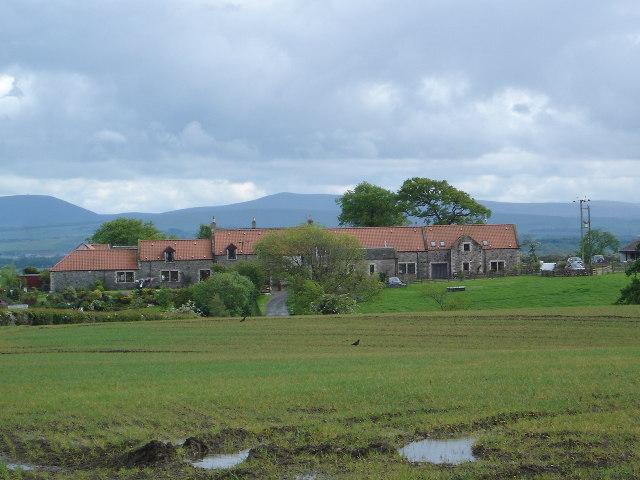 Converted Farm Buildings, Hillend, near Winchburgh