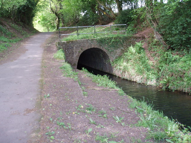 Canal Tunnel North Entrance