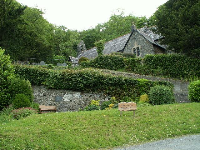 Parish Church, Llandre/Llanfihangel Geneu'r Glyn