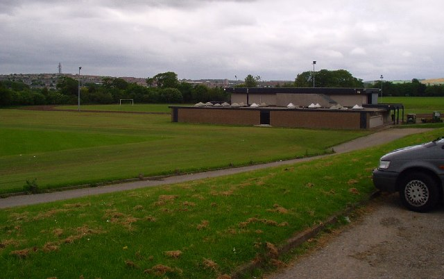 Aberdeen University Sports Ground & Changing Rooms