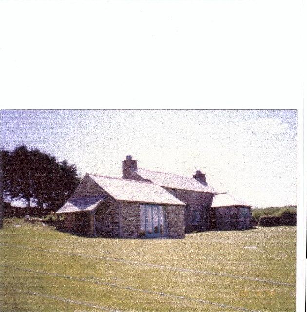 """Penpol"" Lesnewth Cornwall"