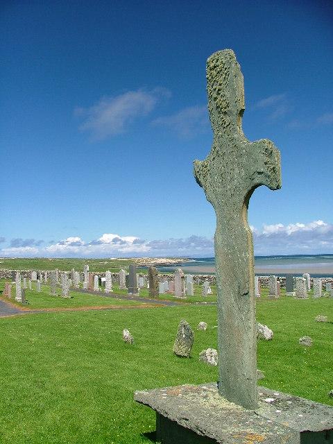 Stone Cross, Kilnave