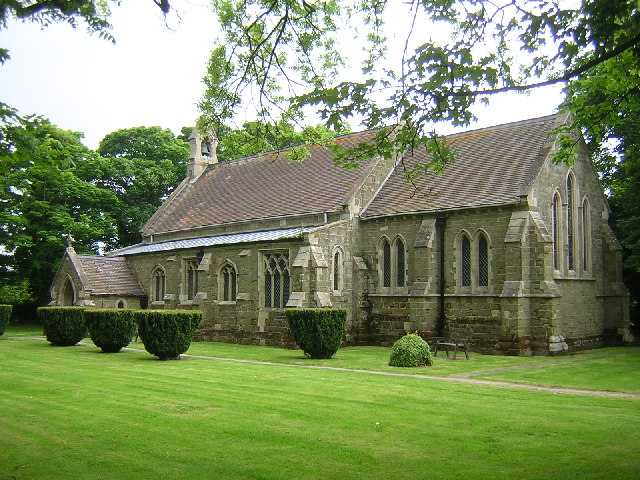 St Peter's Church, Saltfleetby St Peter