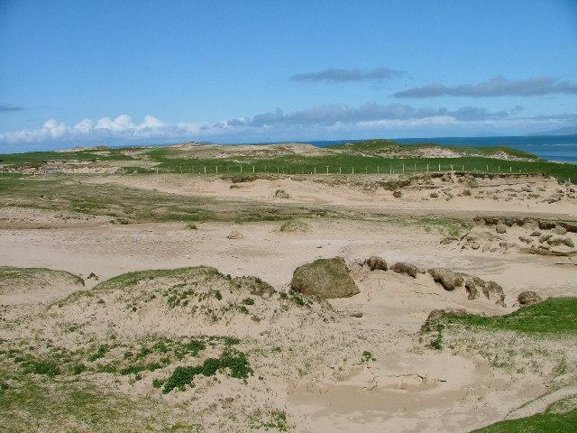 Sand Dunes, Ardnave Point