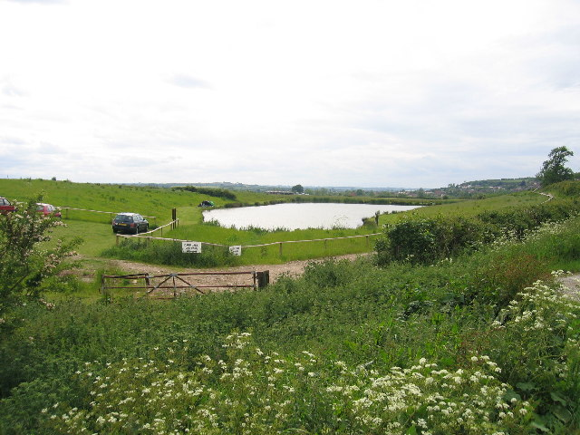 Napton fishing lakes