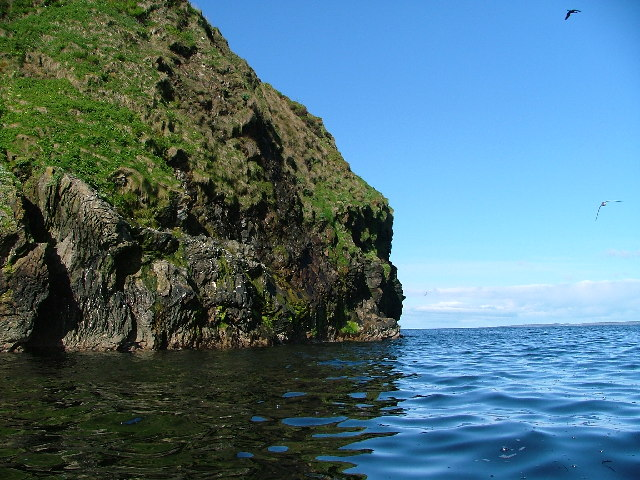 Sea Cliffs, Laggon Bay