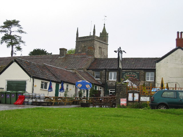 Ring O Bells Pub, Hinton Blewitt