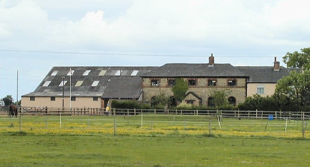 Canaan Farm, Rempstone