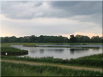 TF1808 : Deeping Lakes Nature Reserve by James