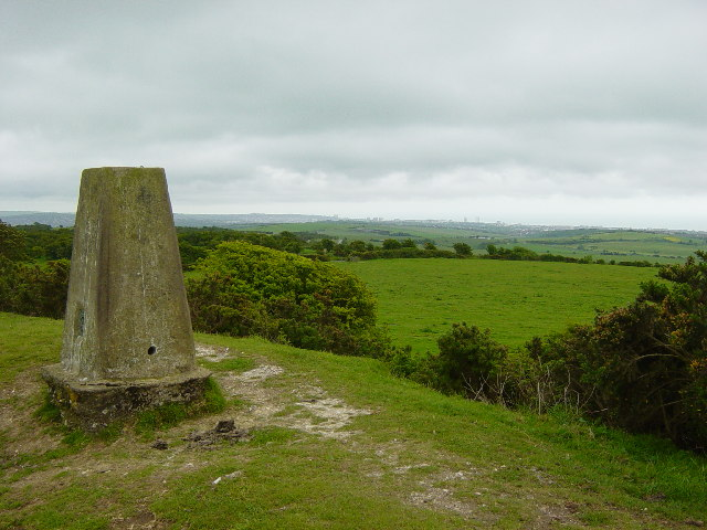 Devils Dyke Trig Point