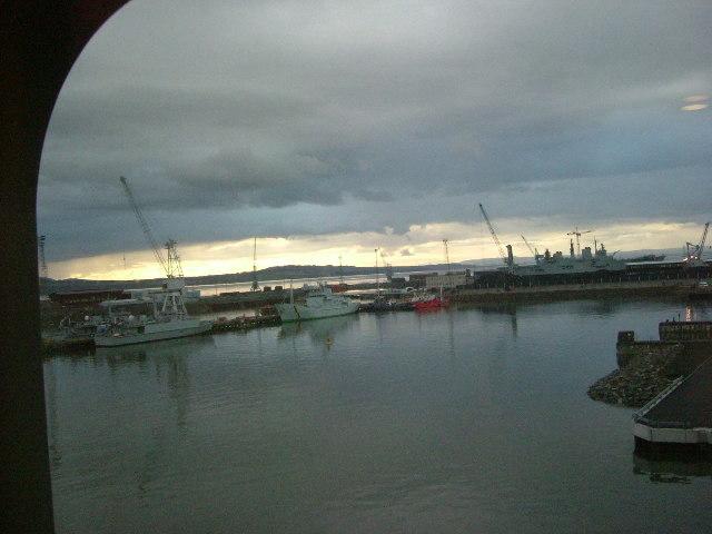 Rosyth Ferry Terminal