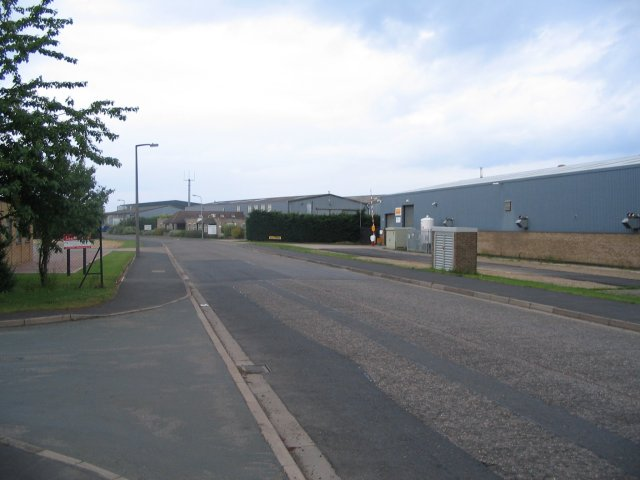 Northfields Industrial Estate