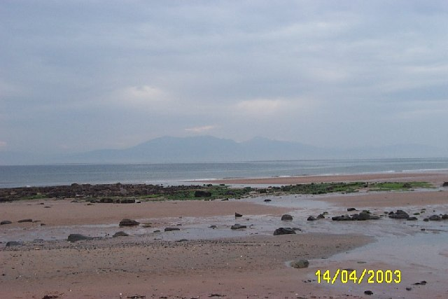 Ardneil Bay, West Kilbride, Ayrshire