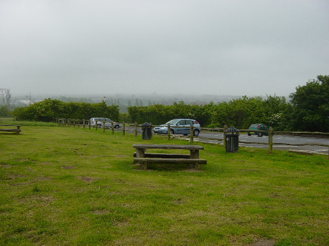 Highdown Gardens Car Park and Picnic Area