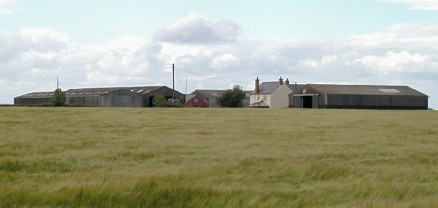Barn Farm, Wymeswold